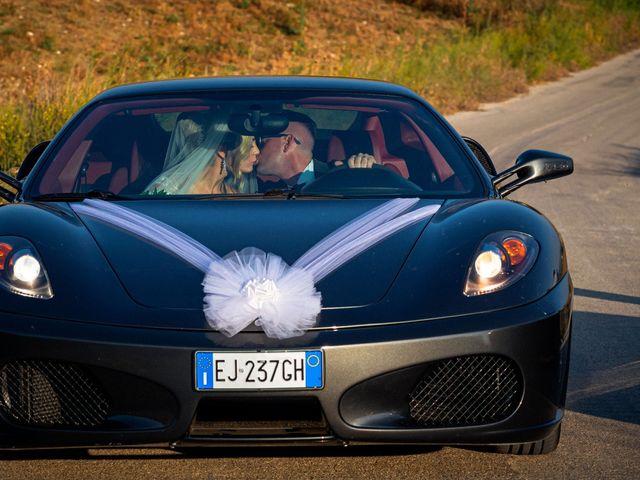 Il matrimonio di Carmelo e Morgana a Casteltermini, Agrigento 27