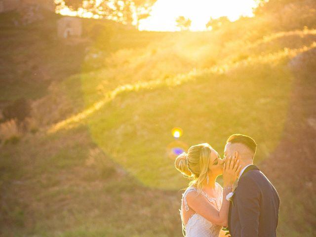 Il matrimonio di Carmelo e Morgana a Casteltermini, Agrigento 28