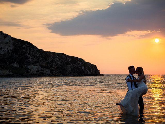 Il matrimonio di Carmelo e Morgana a Casteltermini, Agrigento 38