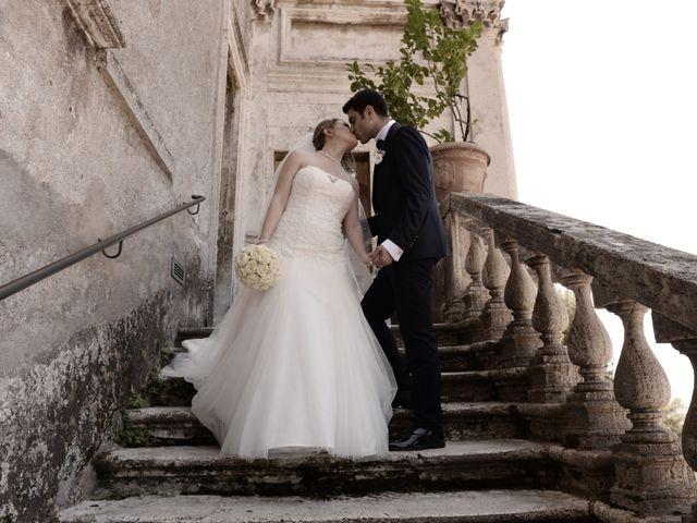 Le nozze di Grazia e Domenico