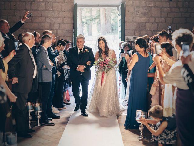 Il matrimonio di Michael e Francesca a Fivizzano, Massa Carrara 6
