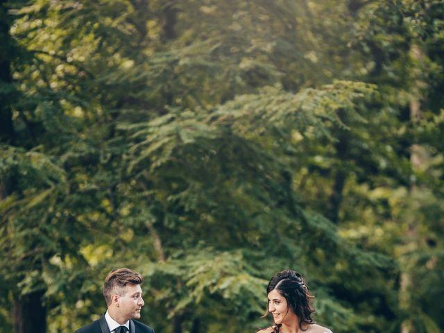 Il matrimonio di Michael e Francesca a Fivizzano, Massa Carrara 12