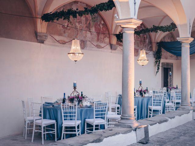 Il matrimonio di Michael e Francesca a Fivizzano, Massa Carrara 17