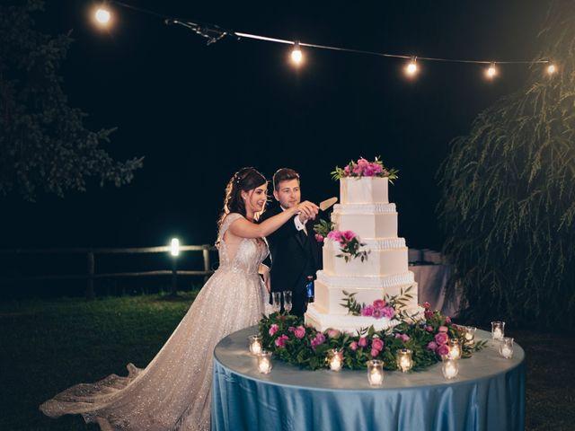 Il matrimonio di Michael e Francesca a Fivizzano, Massa Carrara 24