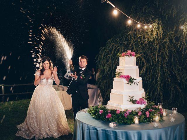 Il matrimonio di Michael e Francesca a Fivizzano, Massa Carrara 25