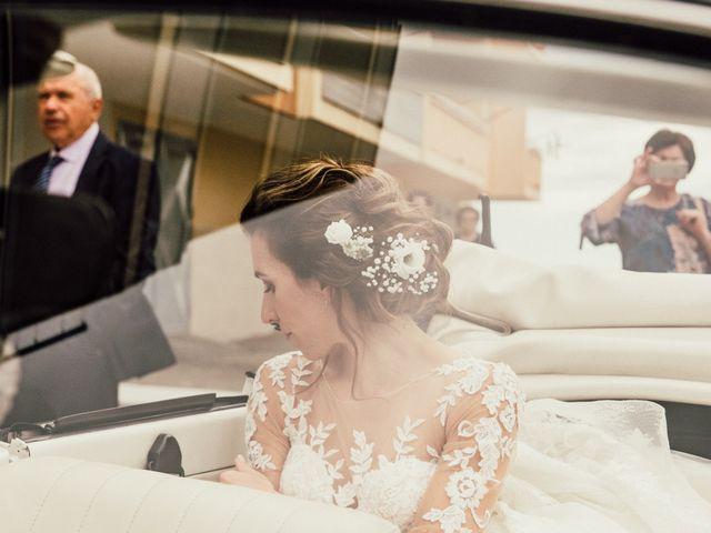 Il matrimonio di Davide e Marisa a Ferrandina, Matera 11