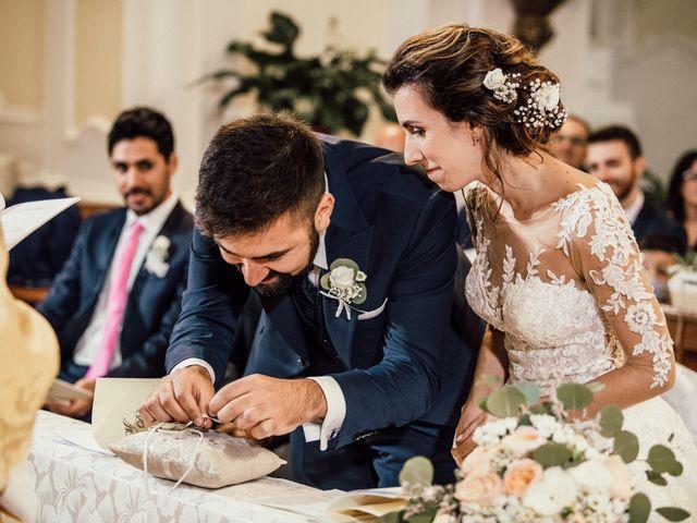 Il matrimonio di Davide e Marisa a Ferrandina, Matera 14