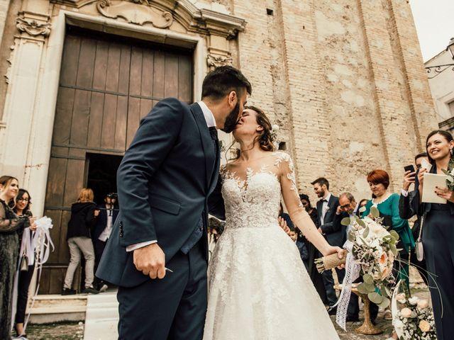 Il matrimonio di Davide e Marisa a Ferrandina, Matera 17