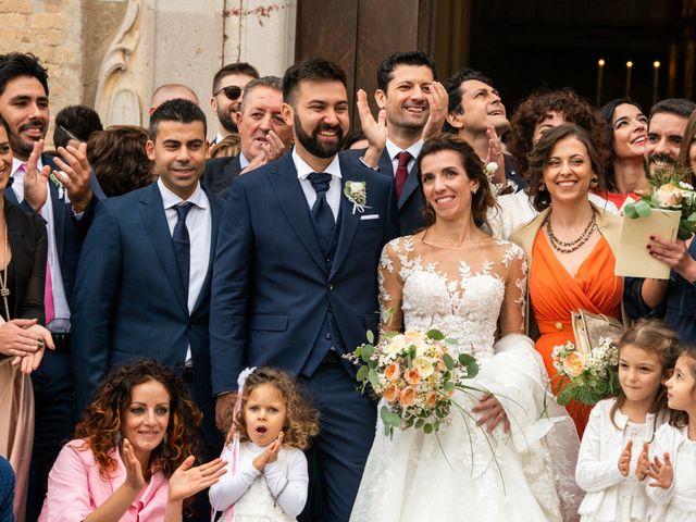 Il matrimonio di Davide e Marisa a Ferrandina, Matera 19
