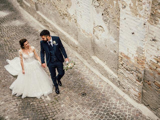 Il matrimonio di Davide e Marisa a Ferrandina, Matera 22