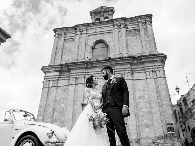 Il matrimonio di Davide e Marisa a Ferrandina, Matera 23