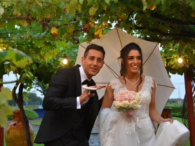 Le nozze di Ernis e Naomi