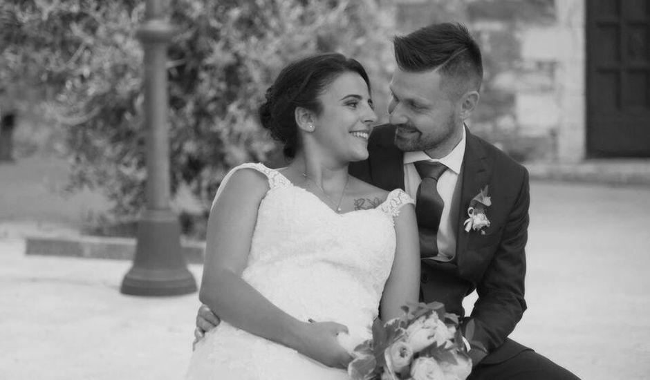 Il matrimonio di Roberto e Silvia a Perfugas, Sassari