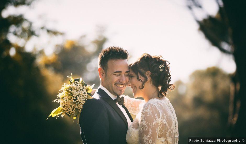 Il matrimonio di Antonio e Nancy a Napoli, Napoli