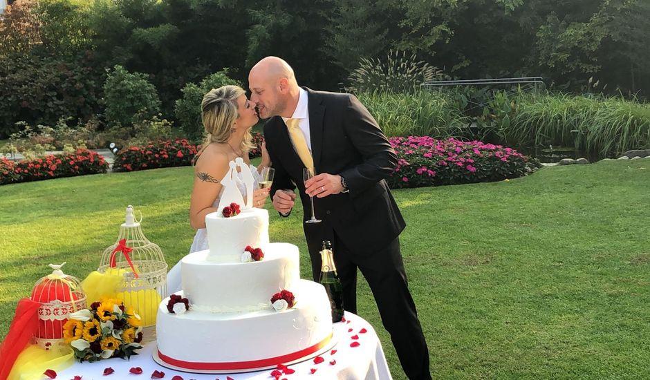 Il matrimonio di Walter  e Sabrina  a Rovellasca, Como