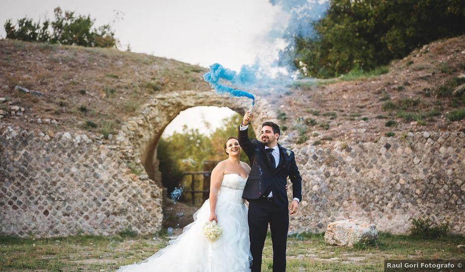 Il matrimonio di Luca e Silvia a Piombino, Livorno