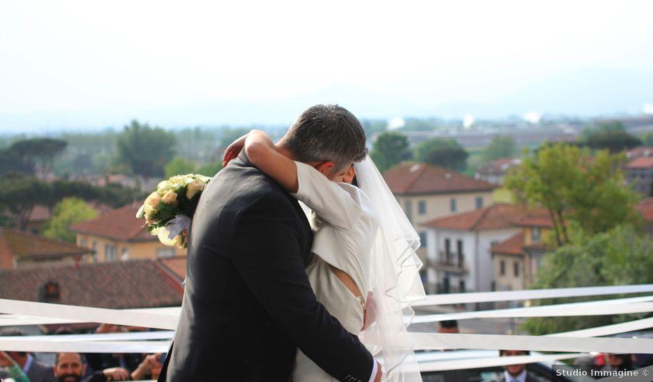Il matrimonio di Chiara e Alessio a Porcari, Lucca