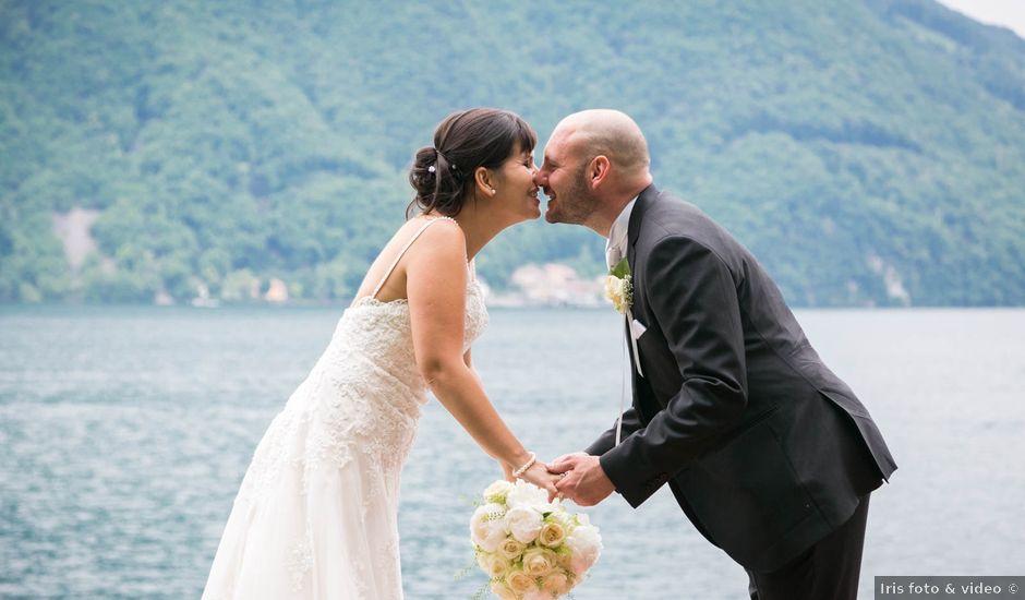 Il matrimonio di Stefano e Elisa a Como, Como