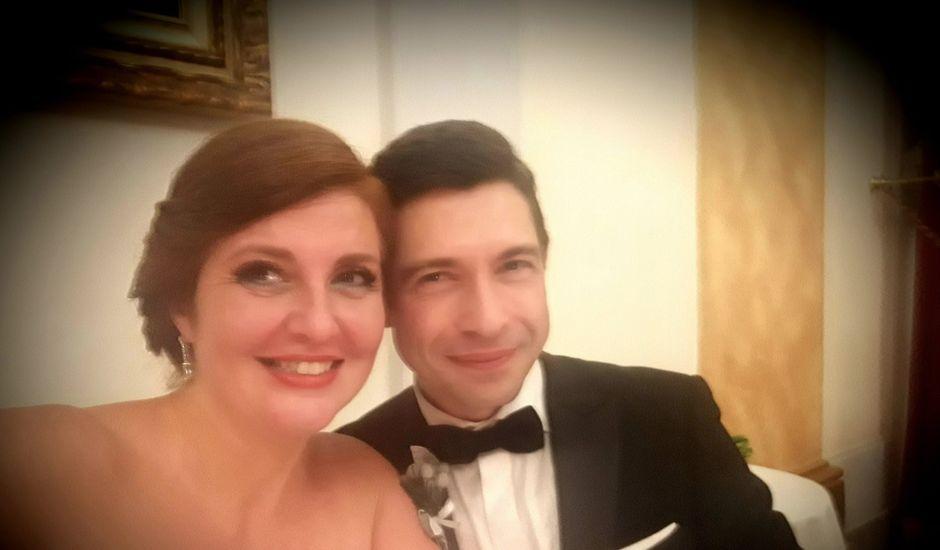Il matrimonio di Gian Marco e Roberta a Frascati, Roma