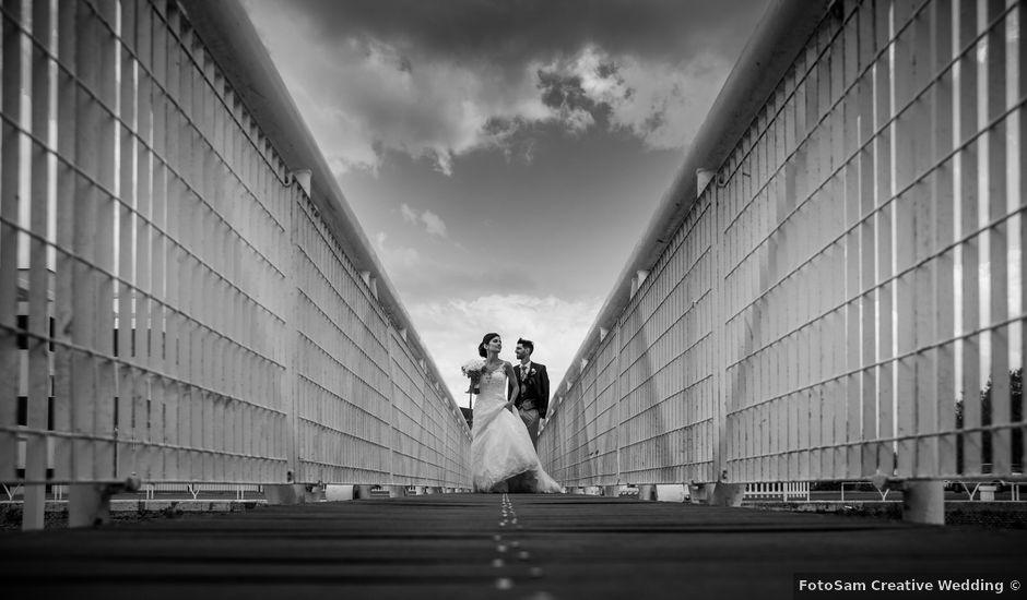Il matrimonio di Juri e Serena a Polverigi, Ancona