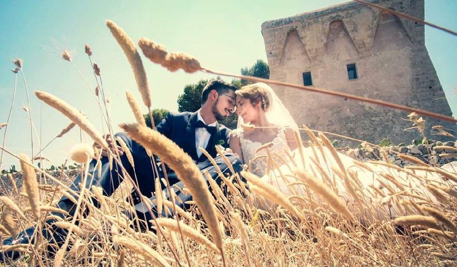 Il matrimonio di Vito Angelo e Isabella a Fasano, Brindisi