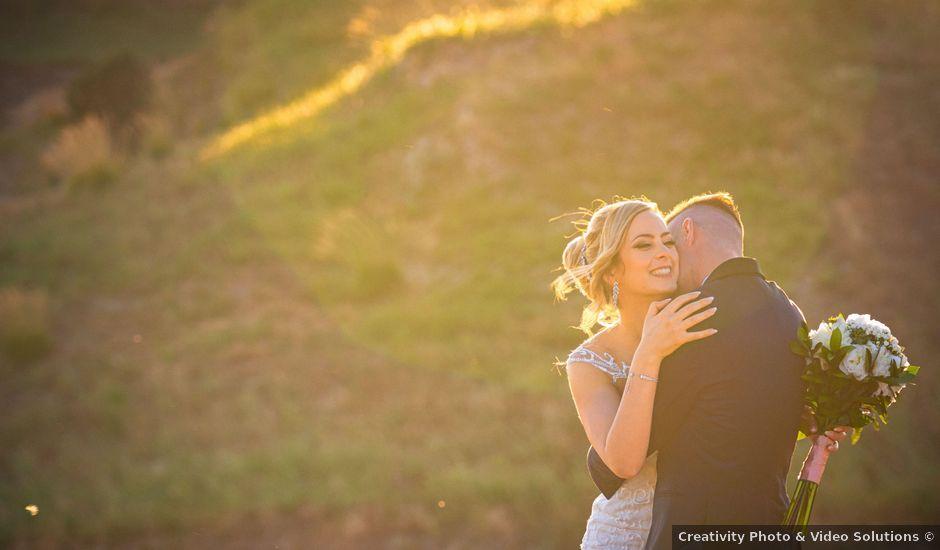 Il matrimonio di Carmelo e Morgana a Casteltermini, Agrigento