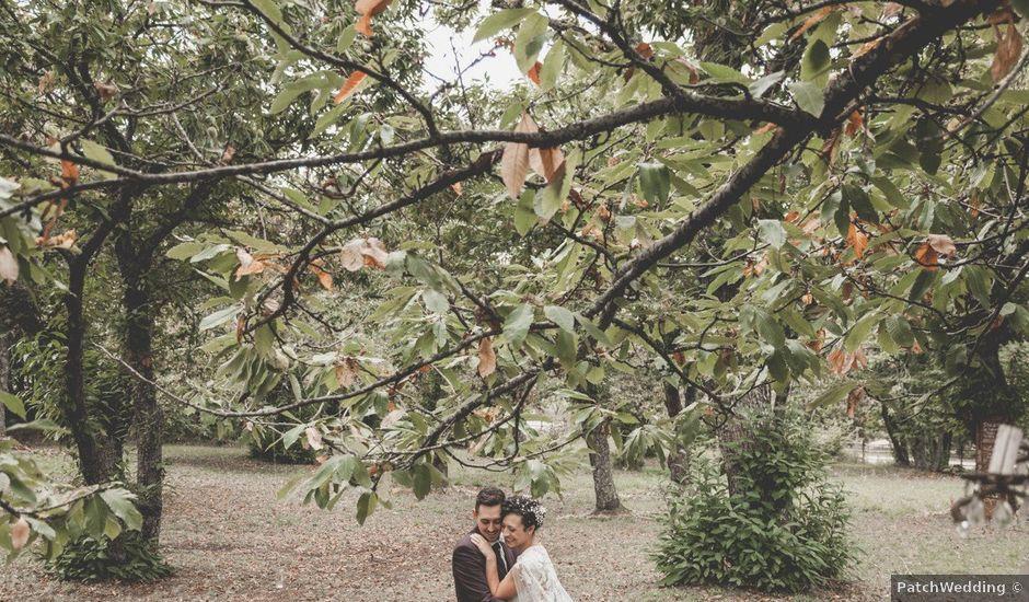 Il matrimonio di Davide e Sara a Viterbo, Viterbo
