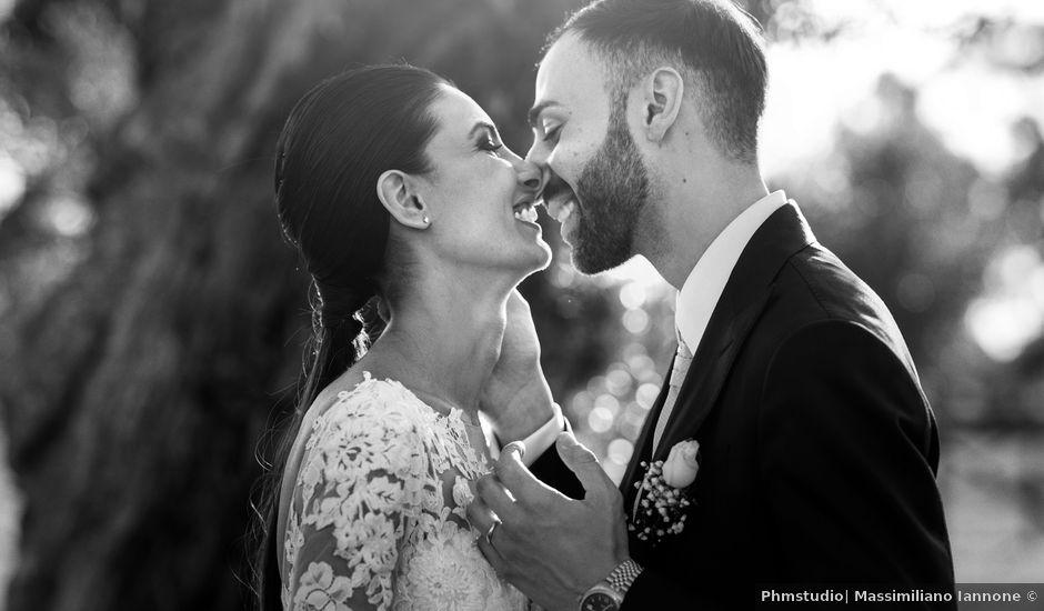 Il matrimonio di Fabio e Somna a Napoli, Napoli
