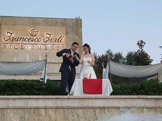 Le nozze di Anna e Mino 1