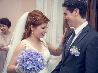 le nozze di Evgeniya e Daniel 2