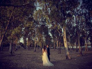 Le nozze di Madalina e Roberto