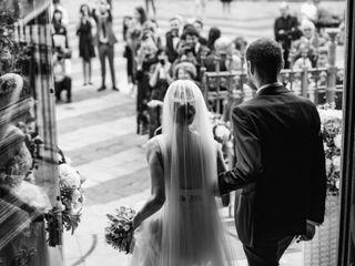 Le nozze di Eugenia e Diego