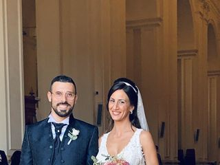Le nozze di Stefano  e Dalila 1