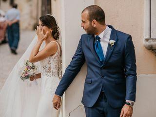 Le nozze di Nello e Valeria