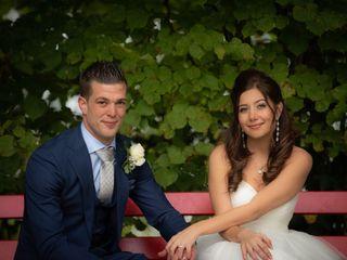 Le nozze di Gisele e Alessandro