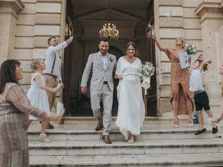 Le nozze di Roger e Nathalia