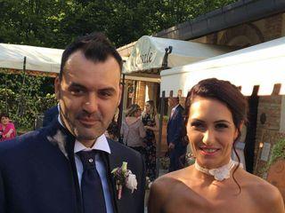 Le nozze di Carmen e Mirko