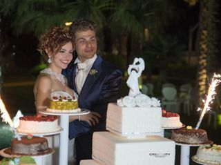 Le nozze di Cristina e Giuseppe
