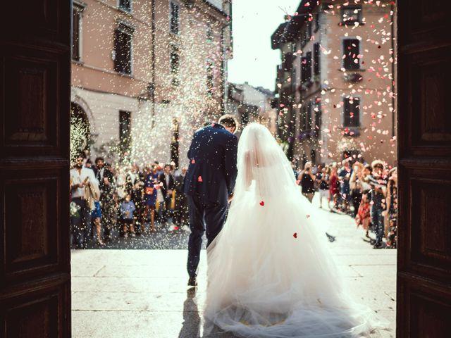 Il matrimonio di Andrea e Arianna a Toscolano-Maderno, Brescia 1