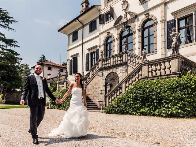 Il matrimonio di Andrea e Francesca a Cassacco, Udine 10