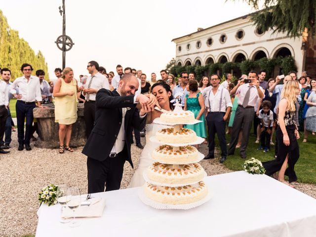 Il matrimonio di Andrea e Francesca a Cassacco, Udine 12