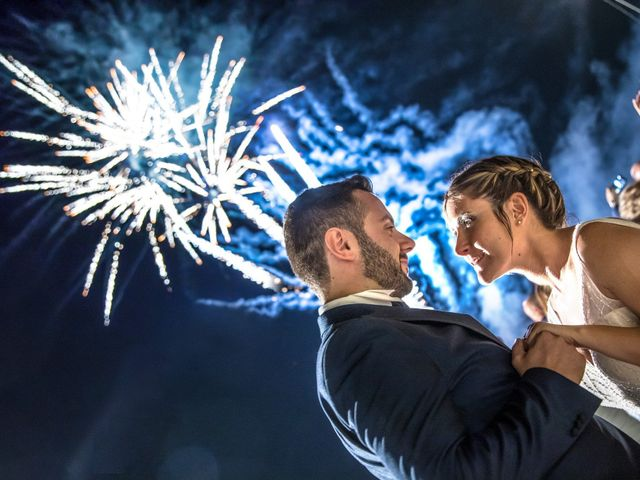 Le nozze di Vanessa e Vincenzo