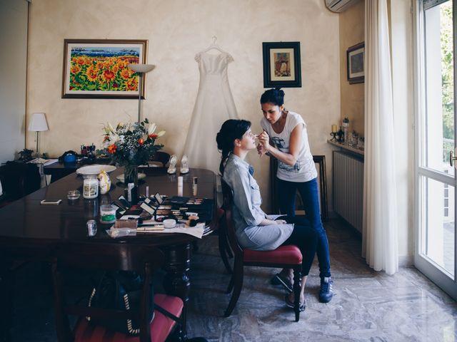 Il matrimonio di Matteo e Cecilia a Vigolzone, Piacenza 9