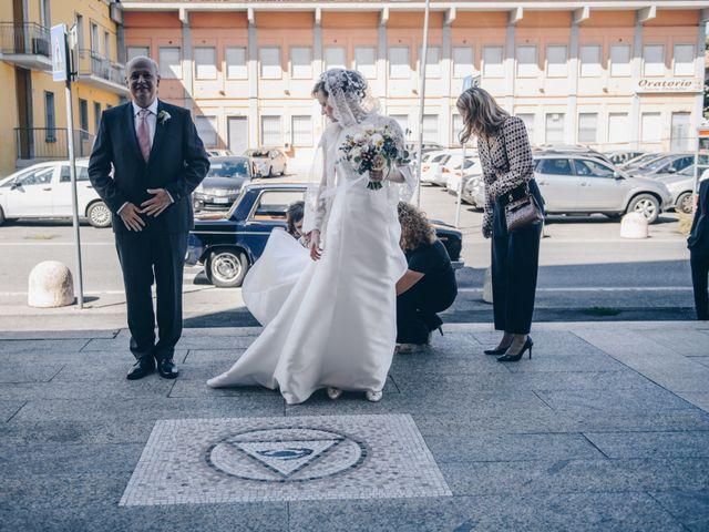 Il matrimonio di Matteo e Cecilia a Vigolzone, Piacenza 21