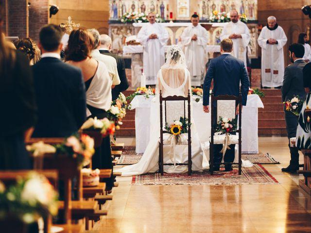 Il matrimonio di Matteo e Cecilia a Vigolzone, Piacenza 23