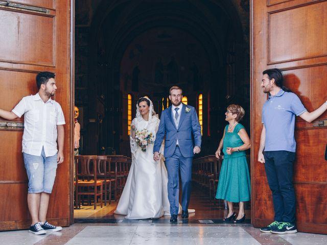 Il matrimonio di Matteo e Cecilia a Vigolzone, Piacenza 34