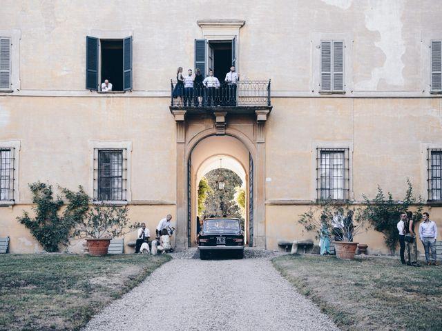Il matrimonio di Matteo e Cecilia a Vigolzone, Piacenza 36