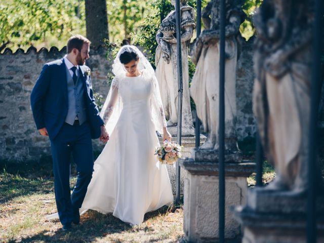 Il matrimonio di Matteo e Cecilia a Vigolzone, Piacenza 45