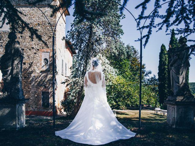 Il matrimonio di Matteo e Cecilia a Vigolzone, Piacenza 48