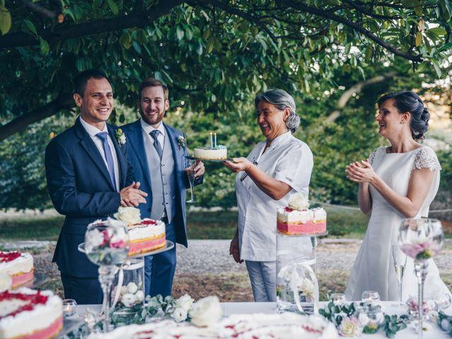Il matrimonio di Matteo e Cecilia a Vigolzone, Piacenza 56
